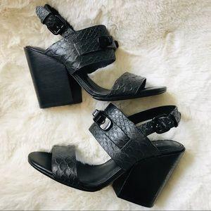 Coach sandals woman's size 5